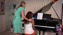 piano the at haze allie and ryan Samantha