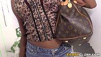 Ebony Karma May Gives Head Gloryhole