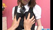 Japan maid Nao Kojima craves for her masterґs dick porn videos