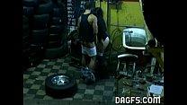 garage the in Fucking