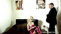 PARADISE FILMS Skinny Cheesie has amazing huge ...