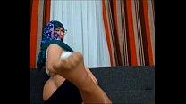 Muslim Girl Very Sexy Very Horny Teasing Stripping Dancing Sex Hijab Arabian Jilbab porn videos
