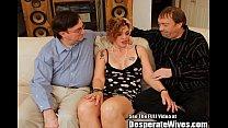 Husband Slurps Out Wife Nasty Creampie porn videos