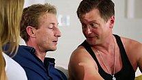 Alix lynx and Blair willians share a shlong - D...