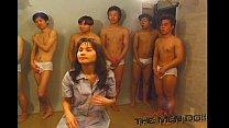 Bukkake Highschool Lesson 5 1/4 Japanese uncens...