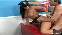 Jayden Jaymes the sexy cop