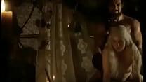 clarke) (emilia daenerys - thrones of Game