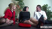 Big breasted mature BBW german slag riding cock porn videos