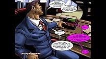 Flamboyant Four Gay Superhero Animated Comics porn videos