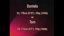 Daniela vs Tom