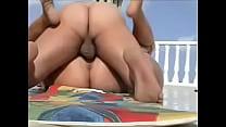 busty big ass turk memnune demiroz gets a missionary creampie