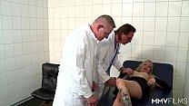 examination anal German