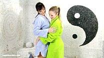 Bathtub Beauties by Sapphic Erotica - Sally and...