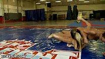 NudefightClub presents Sophie Lynx vs Doris Ivy