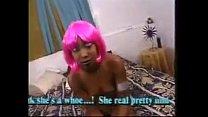 jake steed fucks girl wearing a pink wig
