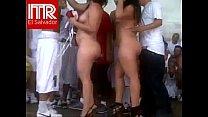 e... de carcel en porno fiesta en desnudas Mujeres