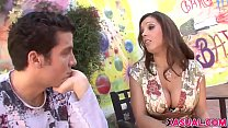 Lovely MILF Francesca Le Likes Young Cocks