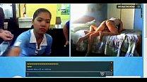 webcam on girl Indonesen