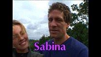 Sabina Mallory and Sarah Blue