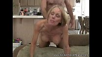 hotel in mom to creampie Son