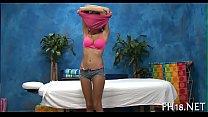 Hot massage clip