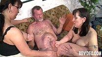 busty fat german whores sharing cock