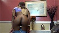 Virgin Ebony Soles HD