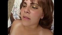 Секс с жопастой женой по полной