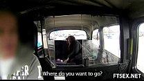 Taxi driver fucks his passenger24 porn videos