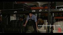 Phenix Saint and Trent Diesel in a quiet warehouse
