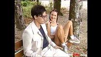 Teen seduce older guy in park porn videos