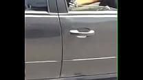 rodovia na carro no siririca batendo Safada