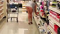 nalgas las enseñando compras de ensenando