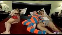 papá) asu (folla (incesto)dormida esposa su duerme mientras hija su a folla Se