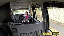 Fake Taxi Euro girl fucked with rock hard cock before facial porn videos