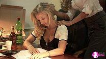 Big Breasted Lesbians - Viv Thomas HD porn videos