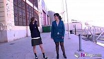 slut a be to how ainara teaches Montse