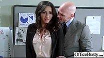 Hard Sex In Office With Big Round Boobs Sluty Girl (stephani moretti) video-30