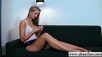 Sex dildos used to masturbate by alone teen girl (anita) mov-06