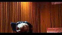 Blonde stripper on stage teas thumbnail