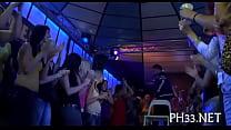 Group-sex wild patty at night club - Download Indian 3gp XXX porn videos