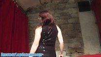 Shy czech chick lapdances in sexy dress porn videos