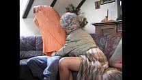 abuela su y nieto El