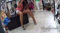 no panty shopping