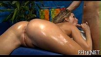 Hot massage episode