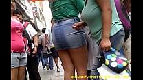 minifalda en Culona