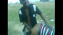 fuck public outdoor Msanzi