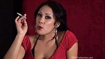 Jiji Vu - Smoking Fetish at Dragginladies thumb