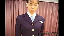 Bukkake Airline 10 Japanese Uncensored Shinjo Yuki porn videos