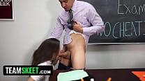 innocenthigh   schoolgirl natalie monroe fucks her teacher